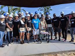 PANAMA CITY, FLORIDA (3/13/2019) - Volunteers from Viacom